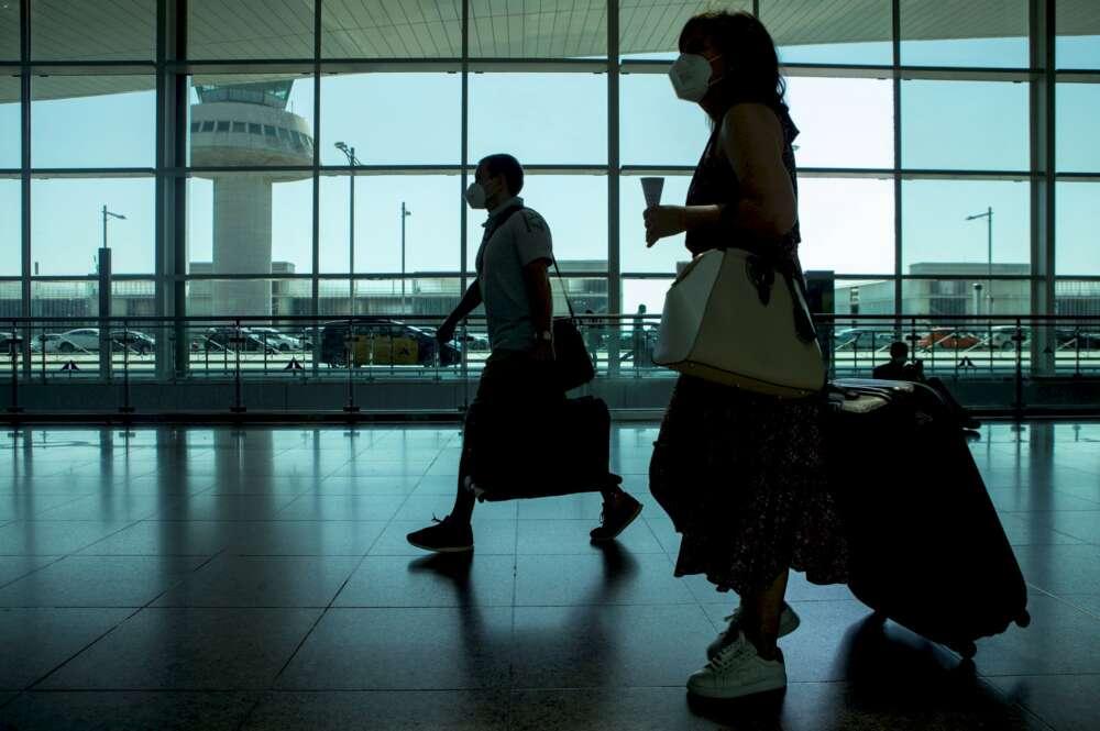 El Covid borra 3,7 millones de pasajeros de los aeropuertos gallegos
