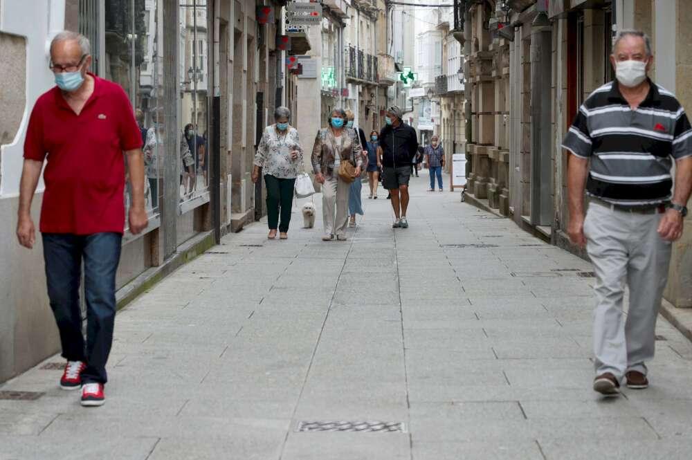 Lugo acapara tres de cada cuatro positivos por Covid-19 en Galicia