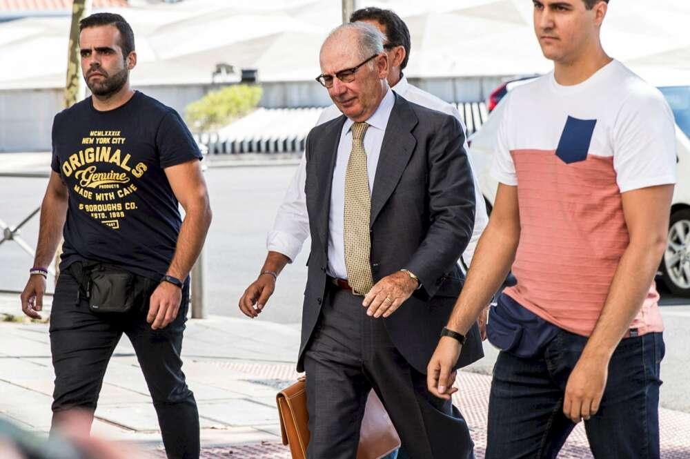 Grandes fortunas gallegas, pendientes del Supremo por el caso Bankia