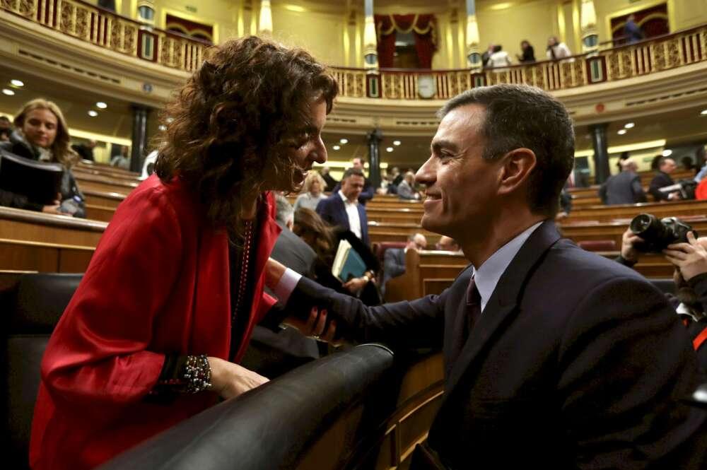 Sánchez promete dar prioridad a la deuda con Galicia si es presidente