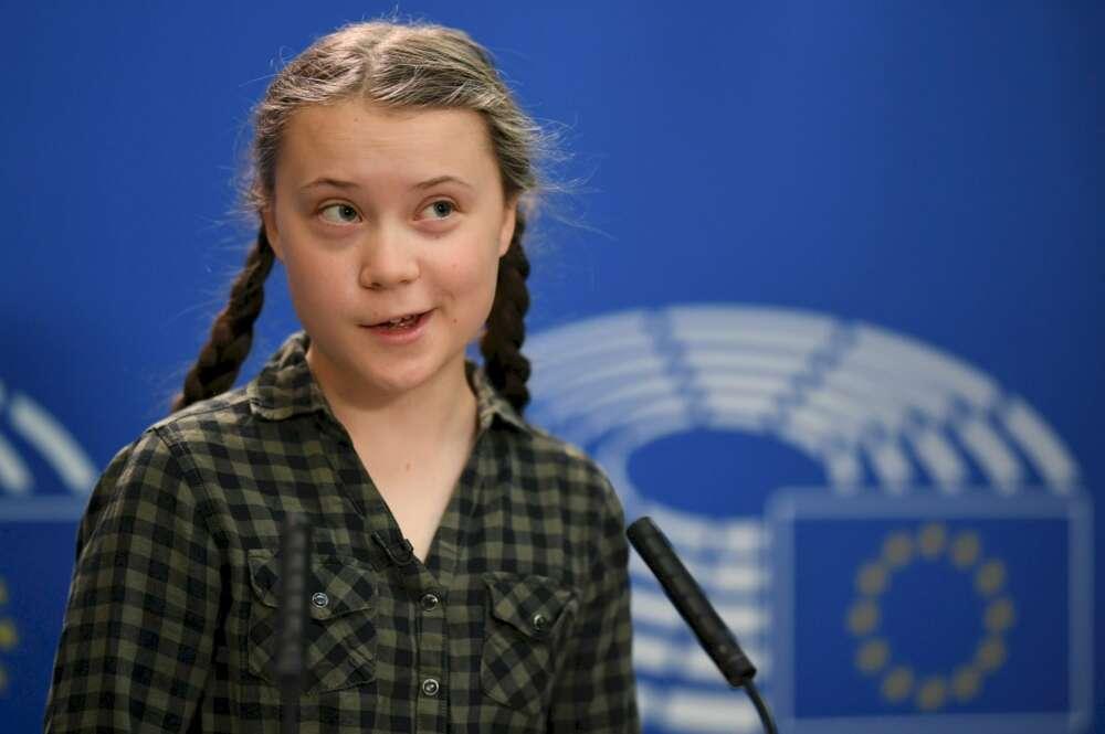 Greta Thunberg da calabazas a Galicia: desembarcará en Lisboa