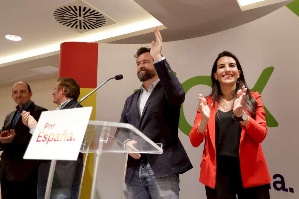 """Espinosa de los Monteros (Vox): """"Feijóo es nacionalista, no cabe duda"""""""