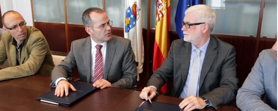 La Universidade da Coruña reclama 8,8 millones a la Xunta en los tribunales