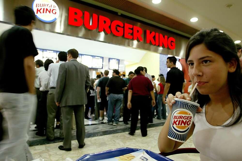 Burger King paga los sueldos más bajos de la comida rápida en España