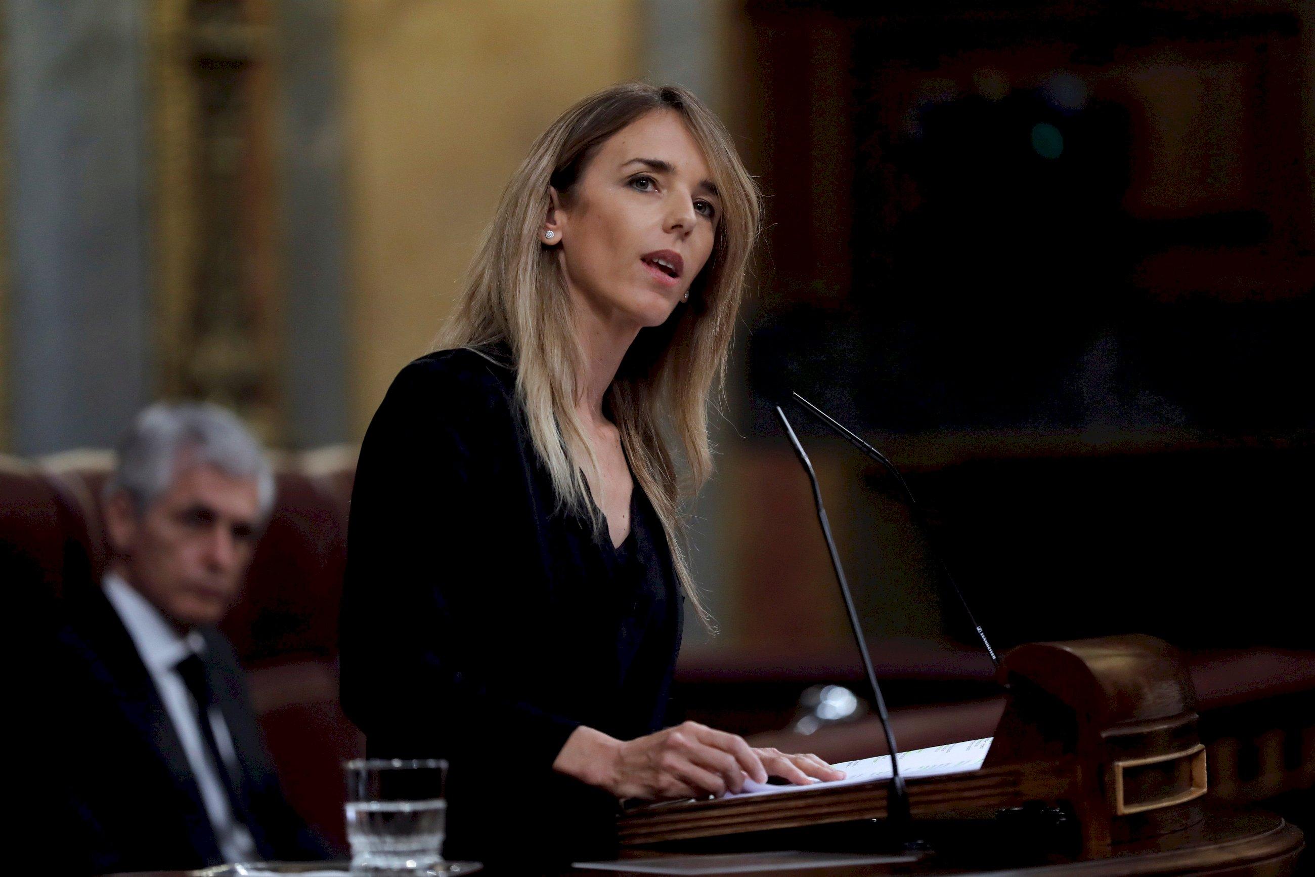 """Álvarez de Toledo: """"Me hubiera encantado estar en la campaña del 12J"""""""