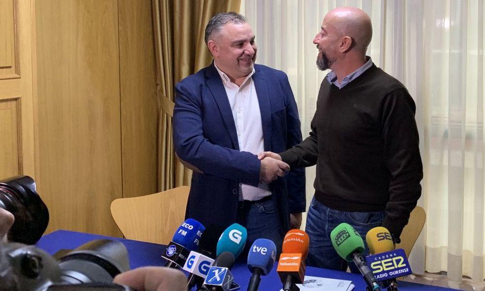 Ciudadanos se carga a toda su junta directiva de Ourense