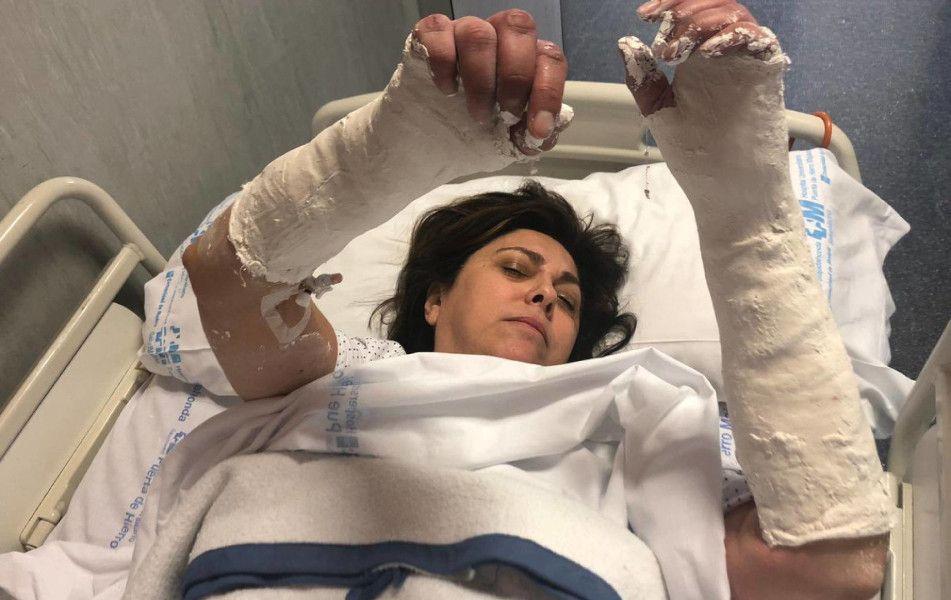 Rosa García, CEO de Alibérico, es operada tras un accidente