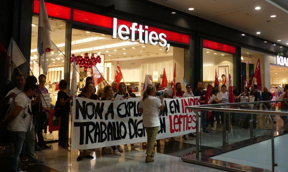 Lefties: expansión online y batalla sindical en la 'low cost' de Inditex