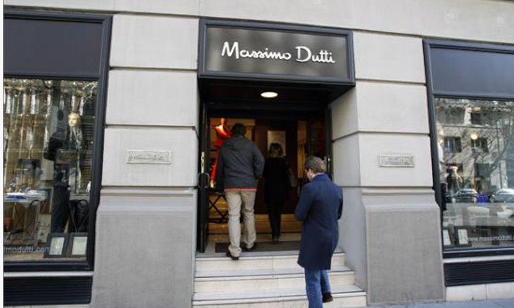 Inditex se aferra al poderío de Zara mientras las ventas de Massimo Dutti caen un 37%