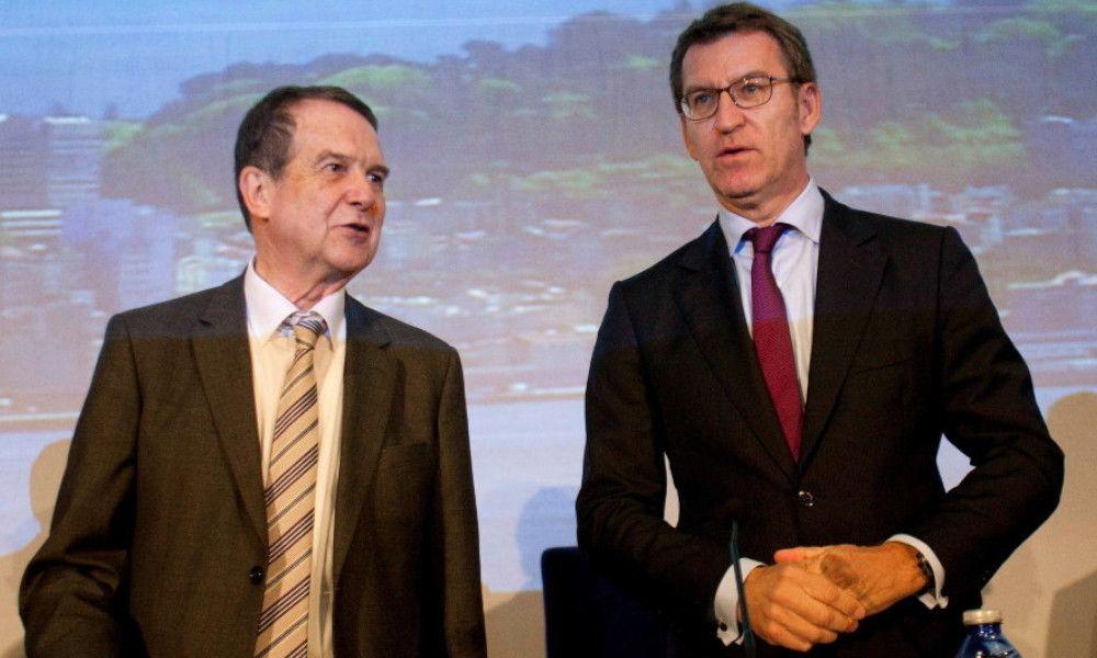 Abel Caballero pide 5 millones a Feijóo para el estadio del Celta
