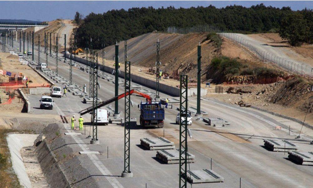 La obra pública se disparó un 50% en Galicia antes de las elecciones