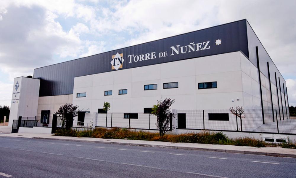 Torre de Núñez, premio pyme del año de Lugo