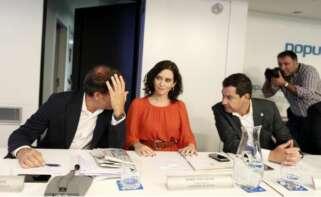Feijóo se ofrece a Ayuso para participar en la campaña de Madrid