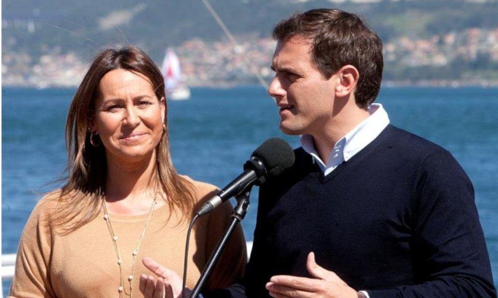 Nacimiento y colapso de Ciudadanos en Galicia