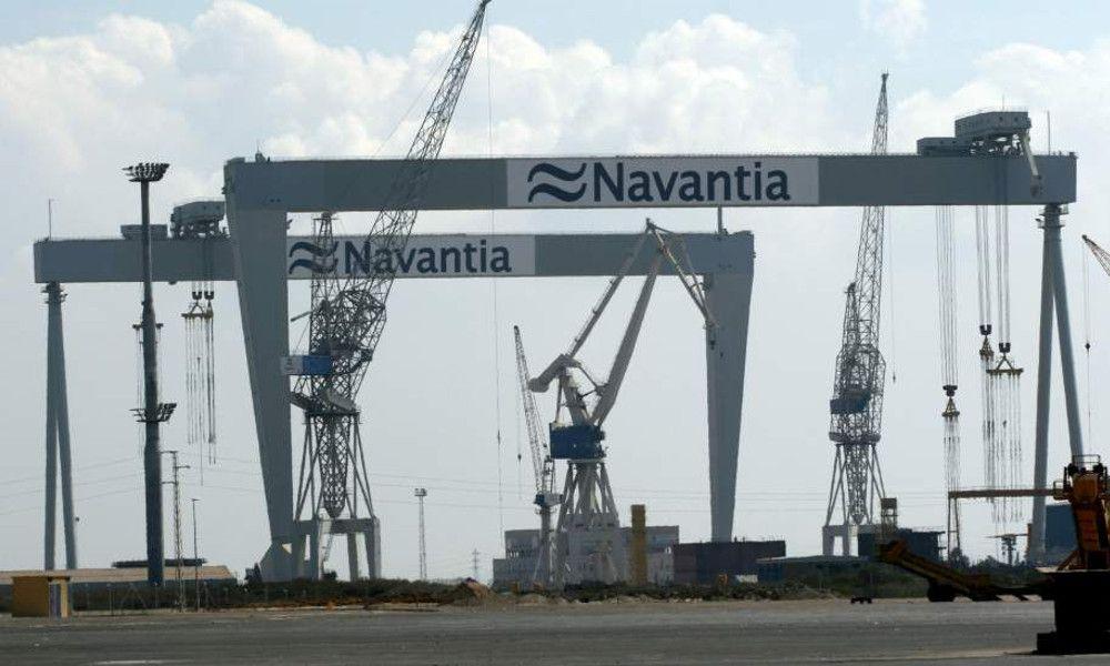 Navantia deja para Ferrol las fragatas de la Armada que nunca llegan