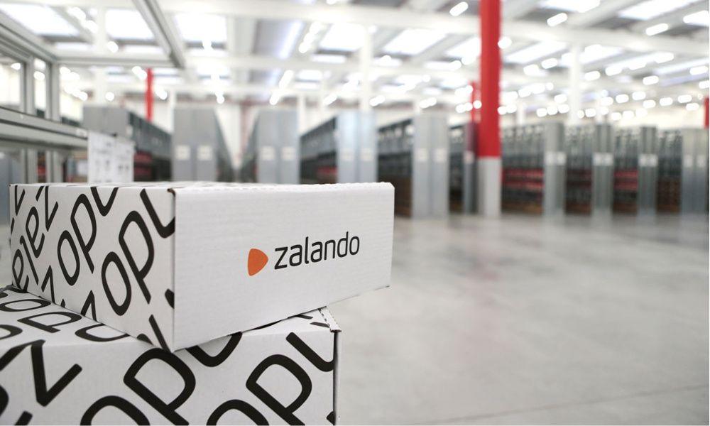 Zalando aumenta sus ingresos un 47% y se consolida como rival online de Inditex