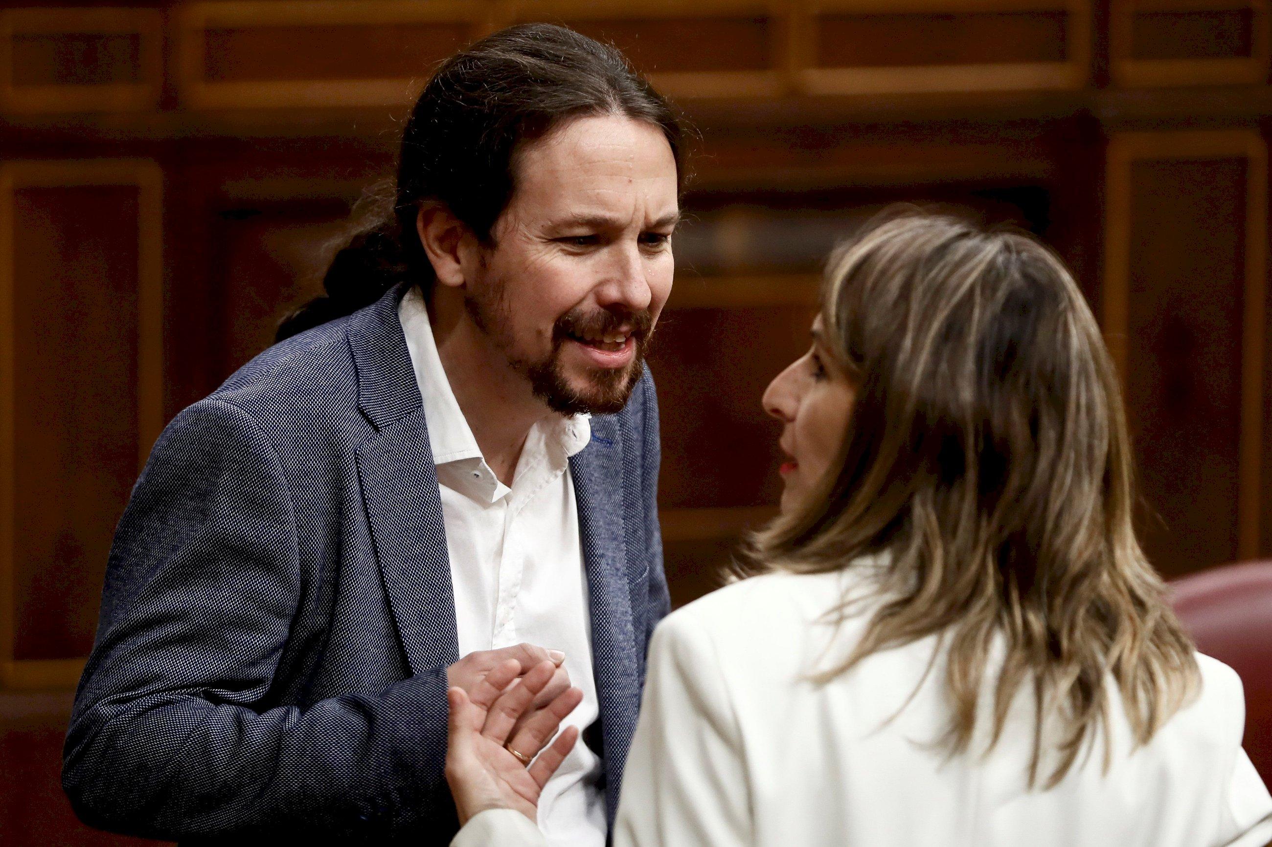 Pablo Iglesias asegura que el Gobierno traspasará la AP-9 a la Xunta