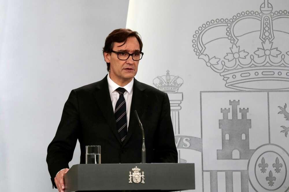 Covid-19: Galicia fuerza un vuelco en los datos del Gobierno