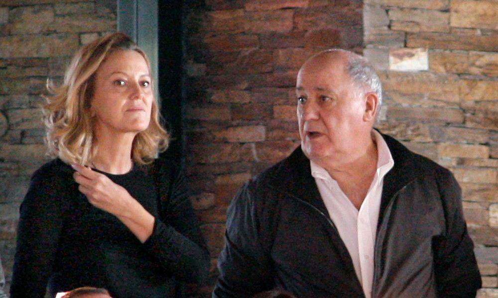 Amancio Ortega, el mayor propietario de edificios en la Castellana