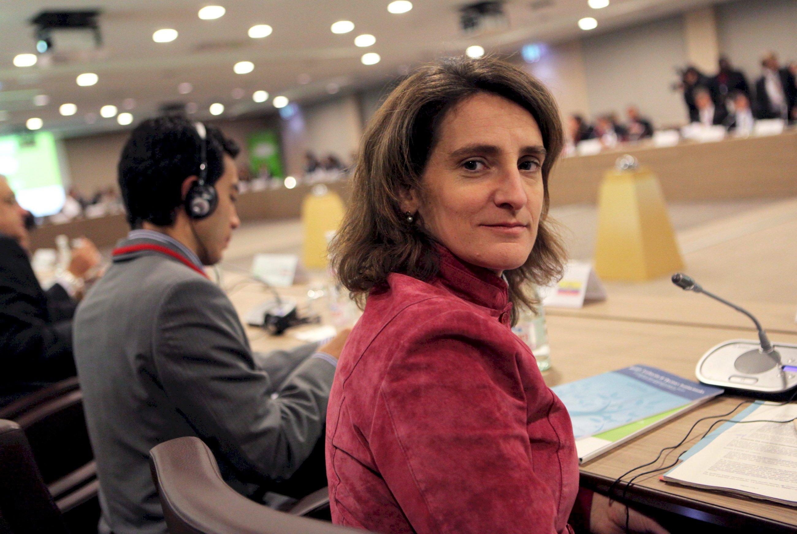 Choque entre Teresa Ribera y el PP gallego por el futuro de Ence