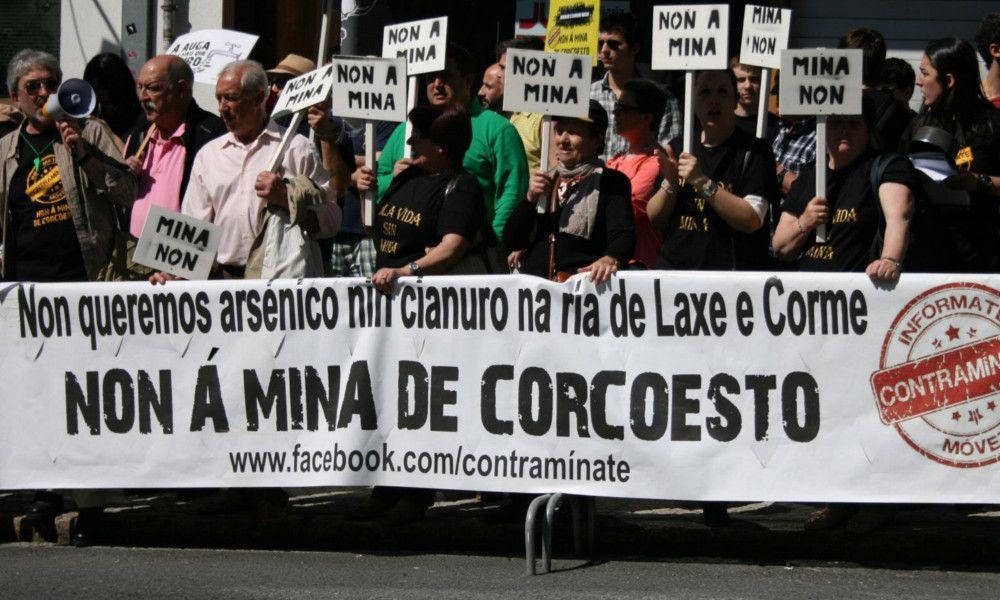 La minera de Corcoesto denuncia que la Xunta le pidió 1,5 millones en 'mordidas'