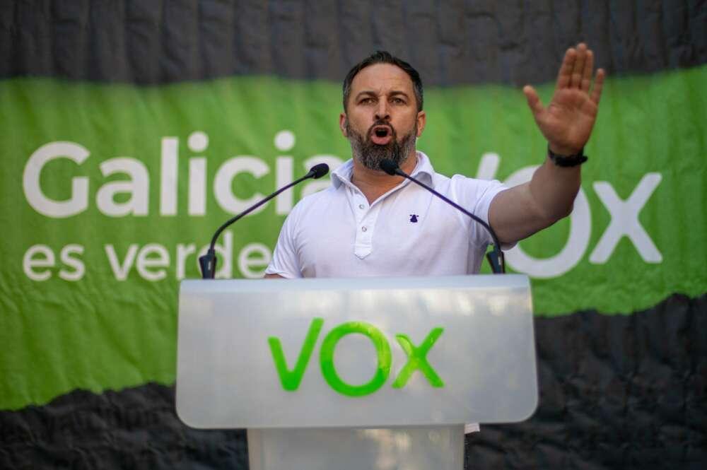 Vox saca cuatro veces más votos en Cataluña que en Galicia y País Vasco