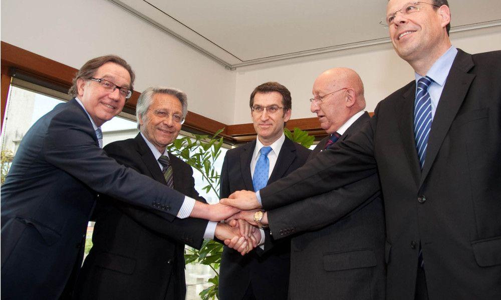 La Audiencia Nacional atribuye a Caixa Galicia la quiebra de las cajas