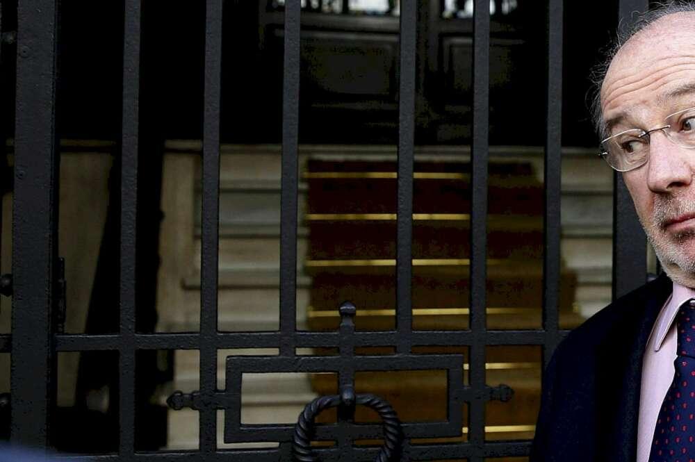Rato se reunió en Interior con Fernández Díaz el mismo día de su declaración