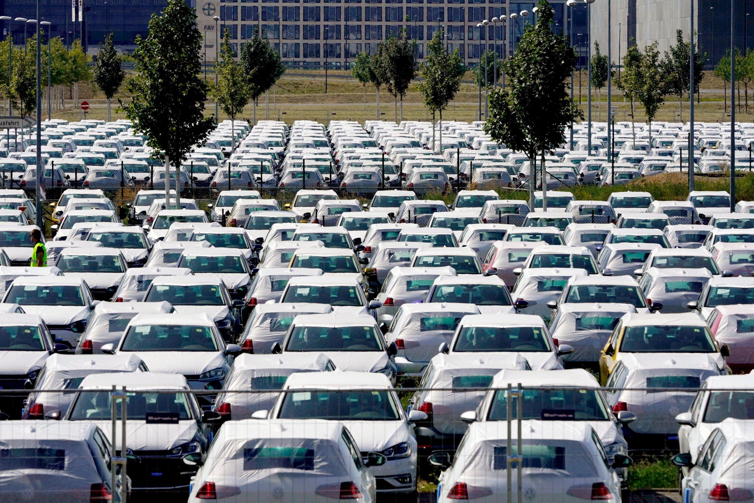 Volkswagen culpa al diéselgate (y al Gobierno) de su falta de motores