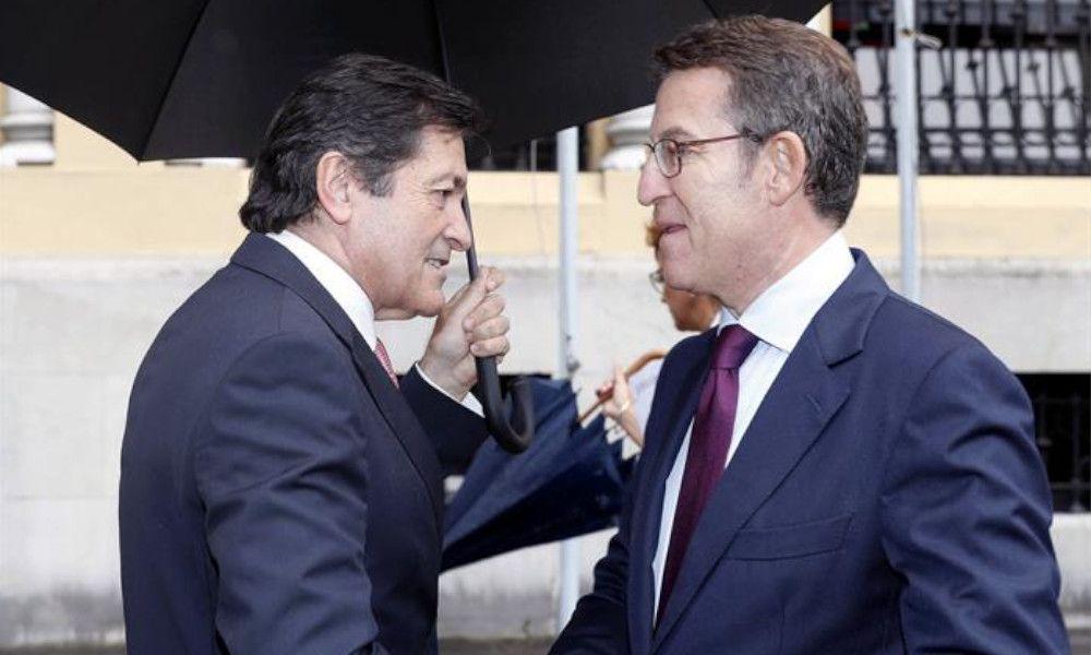 ¿Asturias enloqueció? La presión hospitalaria triplica a la de Galicia
