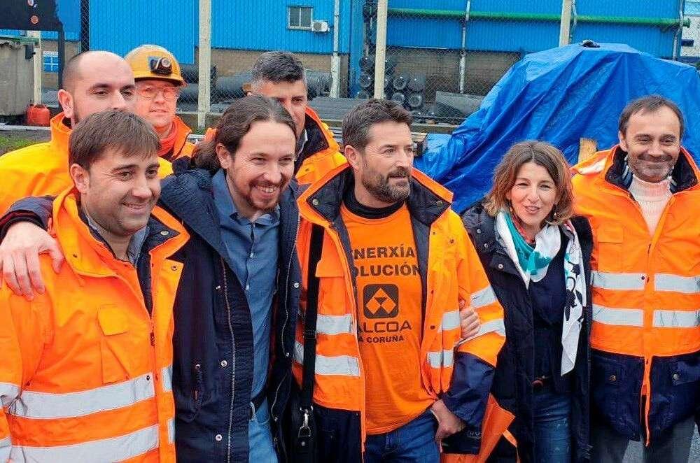 La juez retira la imputación a los diputados de Unidas Podemos