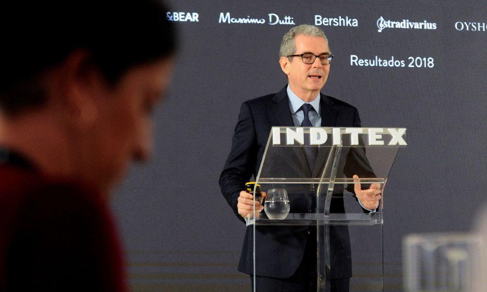 """Pablo Isla: """"La integración 'online' está impulsando los márgenes"""""""