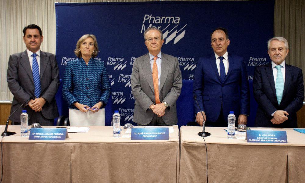 Pharma Mar cotizará en Wall Street, pero no convence y cae en bolsa