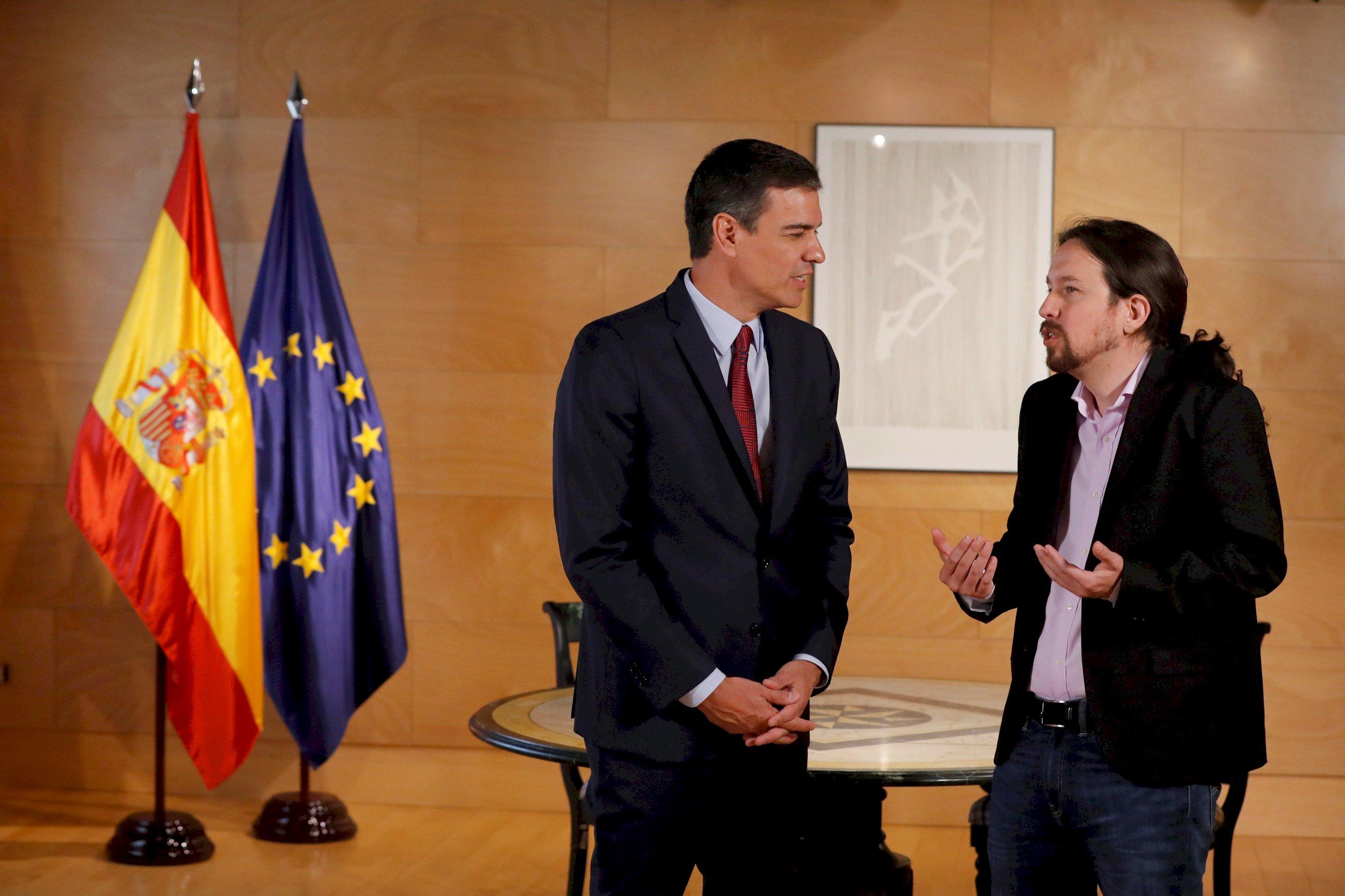 Podemos pide a Sánchez el ministerio clave para Alcoa y Meirama