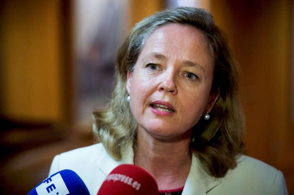 Nadia Calviño se resigna: la salvación de As Pontes tendrá que esperar