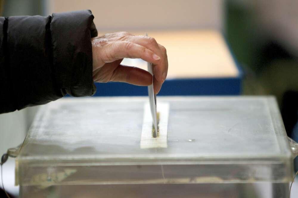 Hartazgo electoral: la participación cae cinco puntos en Galicia
