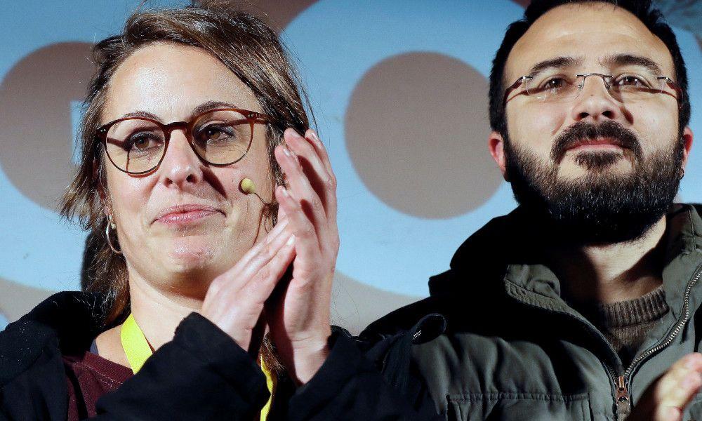 La CUP presiona al BNG para que vete el pacto entre Sánchez e Iglesias