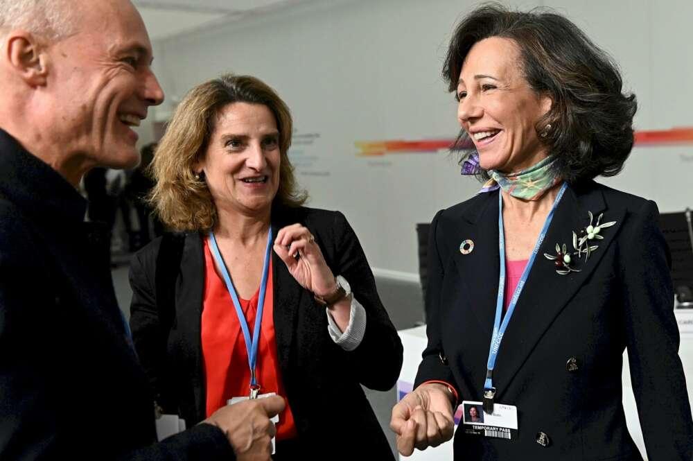 Santander contraataca a la fusión de Caixabank y Bankia