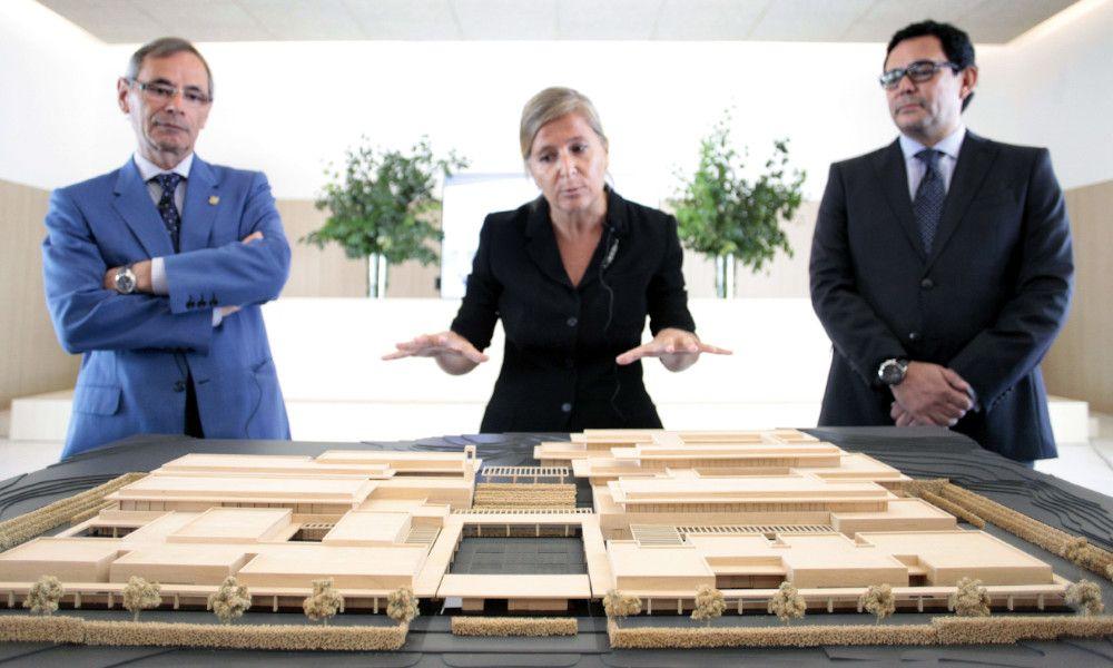 Amancio Ortega, su arquitecta y la Xunta: así se diseñó la donación