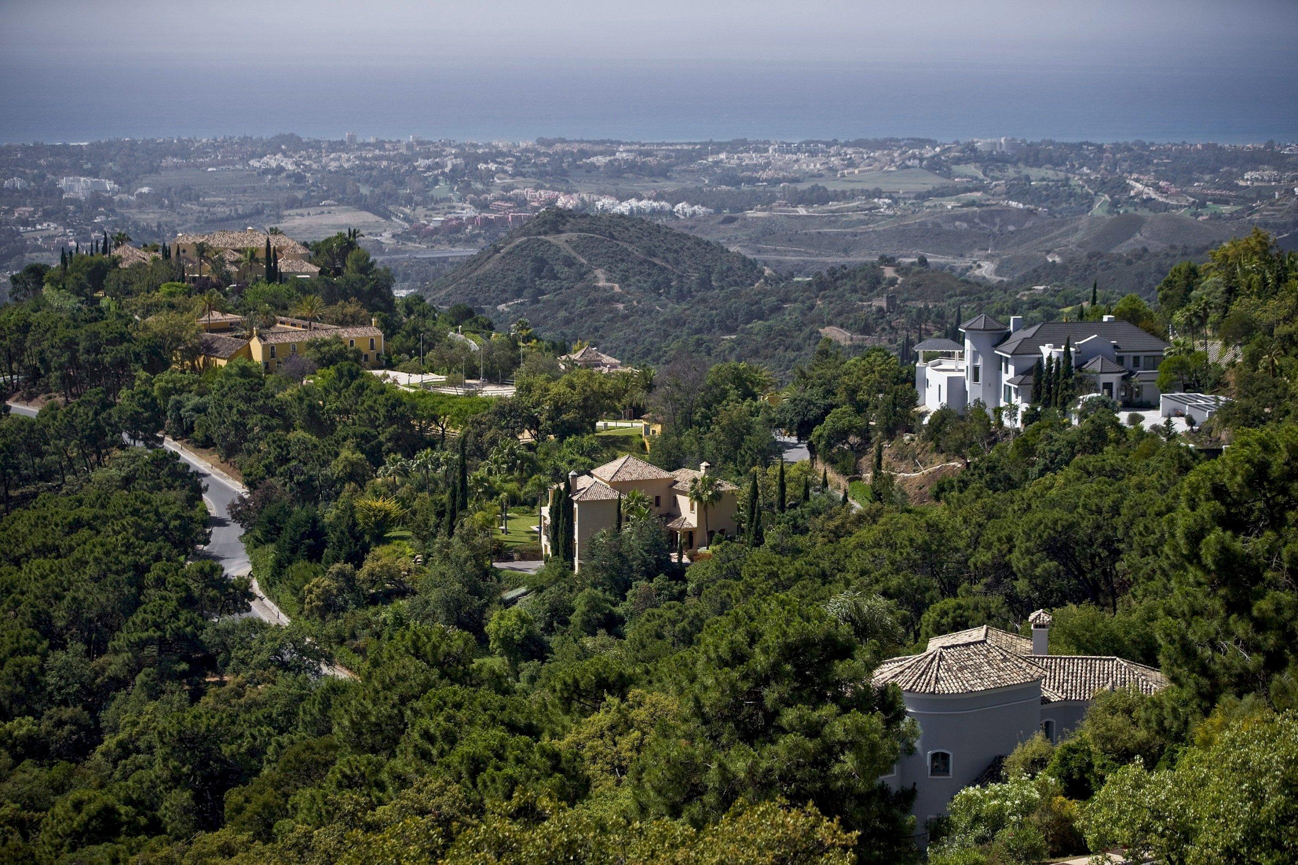 Las inmobiliarias de lujo de Marbella y Mallorca son inmunes al covid