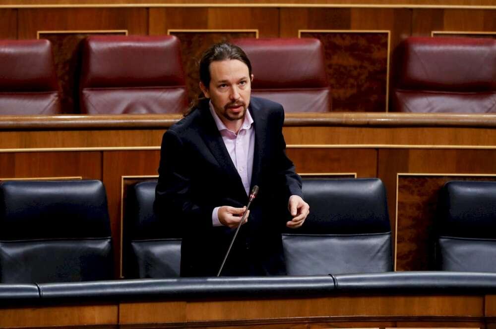 Pablo Iglesias abre la puerta a la nacionalización de Alcoa