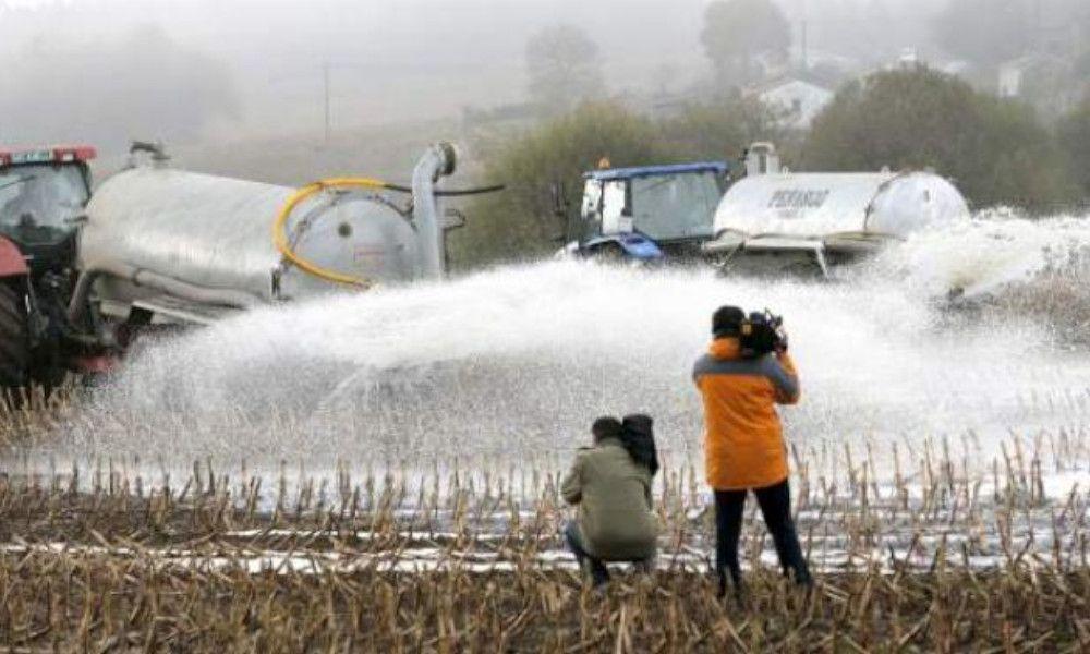 Leche Río alerta: la entrada de leche de Francia hunde los precios