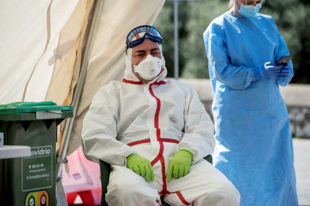 Confundir la gripe con el Covid-19: el otro riesgo de votar en otoño