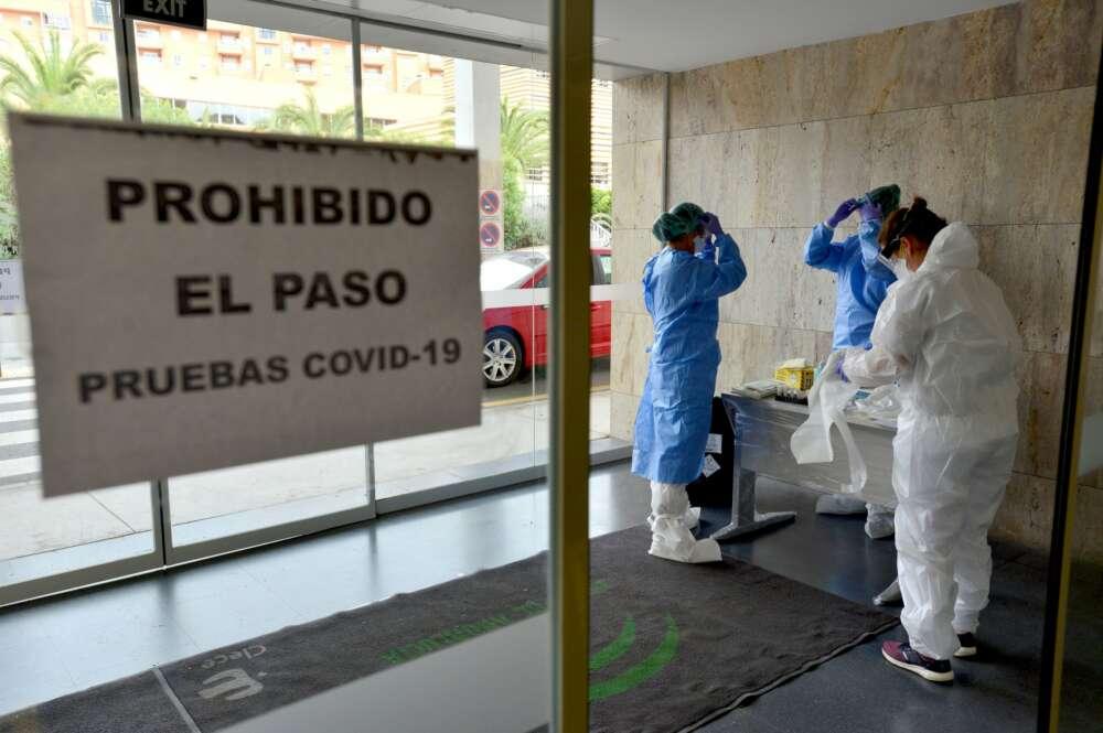 Covid-19 en Galicia: casi ocho veces más curados que contagiados