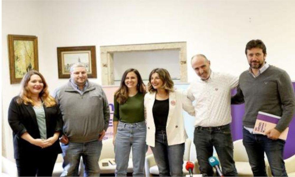 Comar y Luckia entran en campaña de la mano de Unidas Podemos