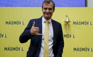 El consejero delegado de MásMóvil, Meinrad Spenger. EFE
