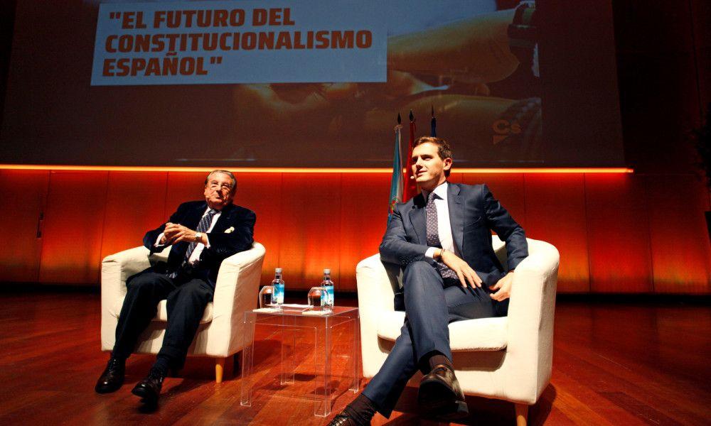Ciudadanos rompe el monopolio del PP en la derecha gallega