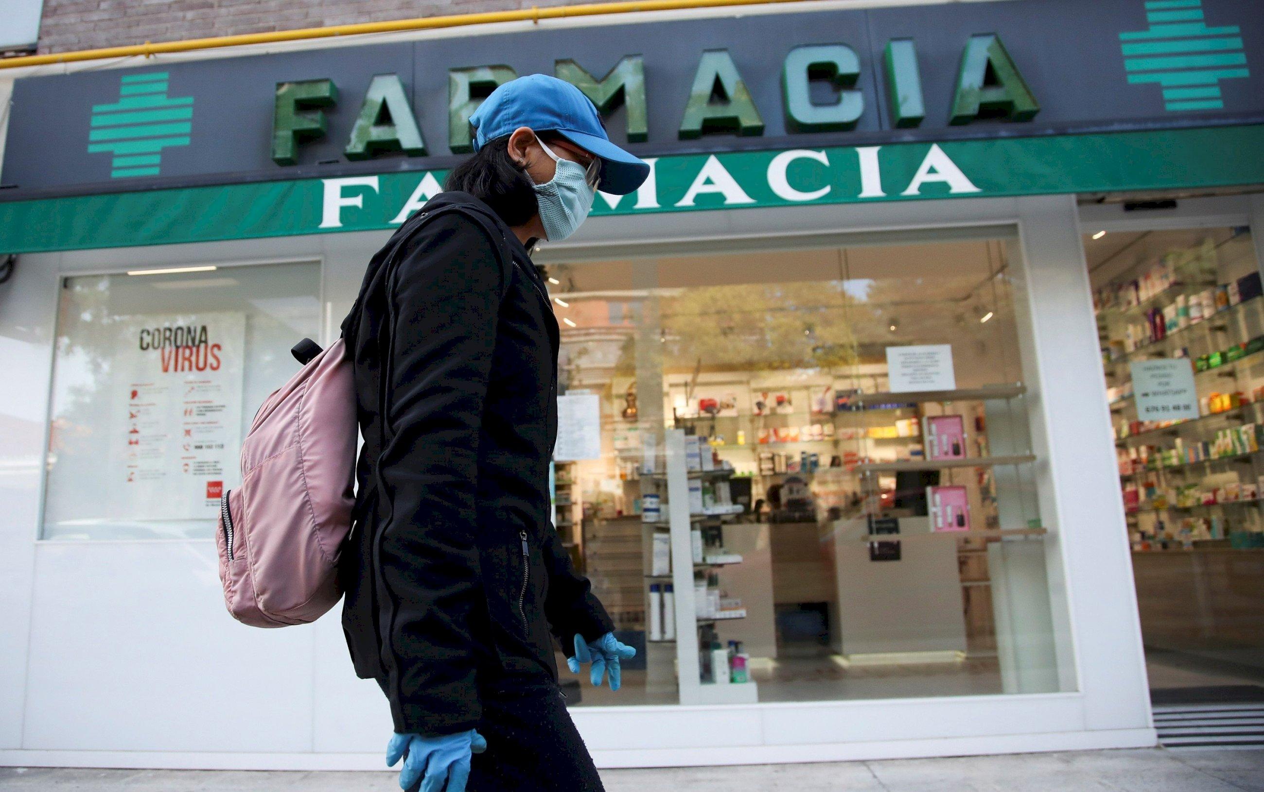 Galicia innova: las farmacias harán la prueba del coronavirus