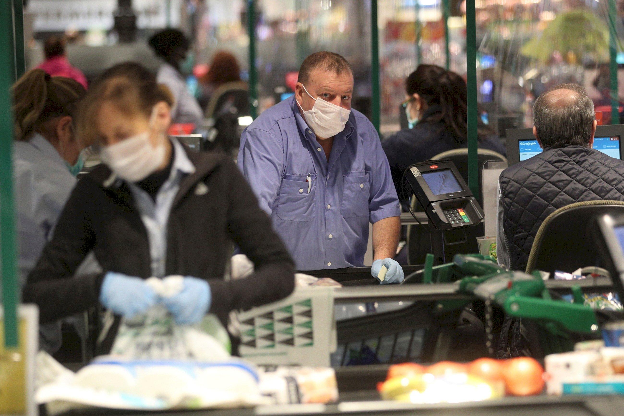 Guerra en el súper: el coronavirus refuerza a Mercadona