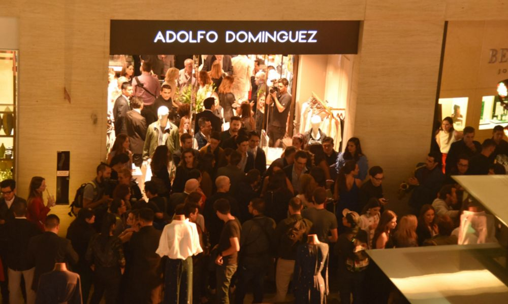 Adolfo Domínguez se encomienda a México para salir de su crisis: abrirá 23 tiendas